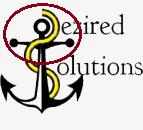 Dezired Solutions's logo signifies